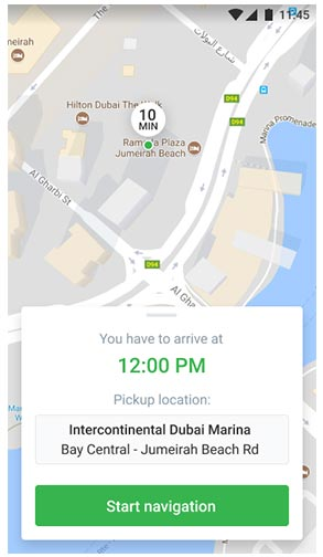 Drive with Careem – Driver Requirements – Become a Captain